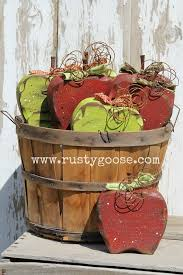 Green Apple Kitchen Accessories - best 25 apple decorations ideas on pinterest autumn party