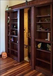 bookcase secret passageways bookshelves build secret passage