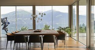 Keller Dining Room Furniture Frameless Sliding Windows From Keller Minimal Windows