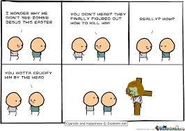 Zombie Jesus Meme - zombie jesus by me gusta meme center