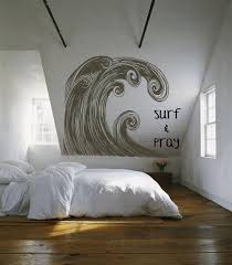 Sharpie Wall Mural Decani Ocean Wave I Really Love This Inspiring House Stuff For