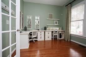 Pottery Barn Corner Desk Traditional Home Office With Doors Hardwood Floors In