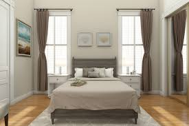 Bedroom Design Bed Placement How To Choose The Right Area Rug Decorilla