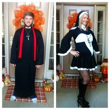 pregnant nun and priest costumes for couples costumemodels com