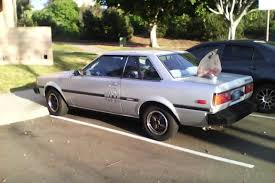 1982 toyota corolla for sale toyota corolla sr5 coupe 1982 with 3tc engine automatic for sale
