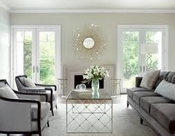 coffee table grey living room mirrored coffee table contemporary cole papers design best