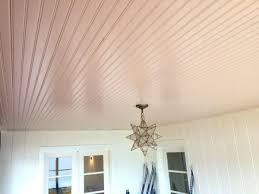 bedroom surprising beadboard ceiling install tongue and groove