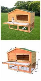 Build Your Own Rabbit Hutch Plans Rabbit Hutch Plan Woodworking Projects U0026 Plans U2026 Pinteres U2026