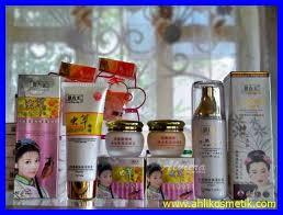 Serum Yu Chun yu chun mei paket lengkap membuat wajah glowing