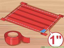 how to make a duct tape purse with pictures wikihow