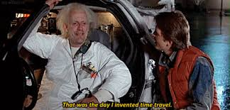 Doc Brown Meme - gif by me back to the future michael j fox marty mcfly doc brown