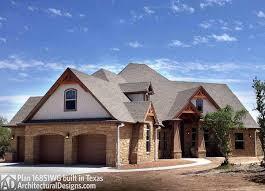 rugged craftsman dream home plan 16851wg architectural designs