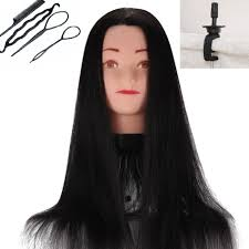popular hairdressing head black woman buy cheap hairdressing head