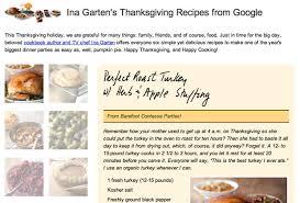 thanksgiving recipes business insider
