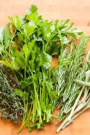 Sweet Flag Herb The 4 Fresh Herbs That Make Thanksgiving Taste Like It Should Kitchn