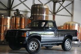 1989 dodge dakota sport convertible 1989 dodge dakota sport convertible 4x4 collectors loaded