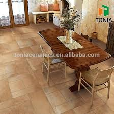 new product matte porcelain moroccan burnt cement balcony floor