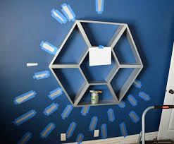 Star Wars Office Decor Usa Sports Themed Tier Wooden Shelving Wall Baseball Book Shelf
