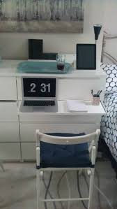 Dresser With Pull Out Desk Malm Chest Gets A Pull Out Laptop Table Ikea Hackers
