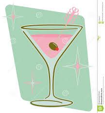 retro martini clip art retro martini stock images image 5286354