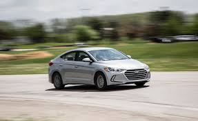 hyundai elantra model 2017 hyundai elantra in depth model review car and driver