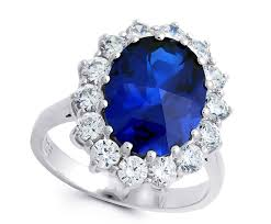 sapphire rings designs images Luxury elegant sumptuous sapphire jewelry design of cz ring for jpg