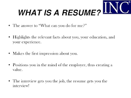 what is resume what is a resume nardellidesign