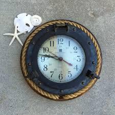 nautical wall clocks design med art home design posters