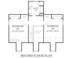 small 2 story floor plans house plans without garage interesting idea pmok me