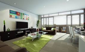 Modern Living And Dining Room Design Great View Modern Living Room Design U2013 Radioritas Com