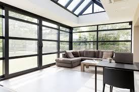 Veranda Rideau Epure Inspiration Aliplast Aluminium Systems