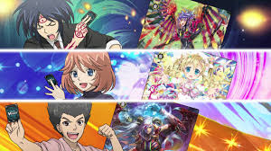 cardfight vanguard episode 14 cardfight vanguard g girs crisis official animation