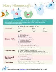 fun resume templates best resumes examples 25 best ideas about