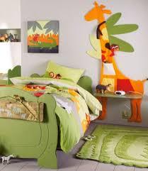 chambre jungle une décoration jungle pour une chambre d enfant originale