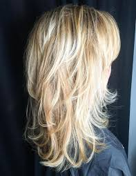 long shag hairstyle pictures with v back cut 50 lovely long shag haircuts for effortless stylish looks blonde