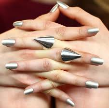 31 amazing metallic nail polish designs page 5 of 5 nail