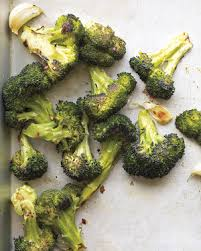 rachael ray roasted broccoli roasted broccoli with garlic and chile