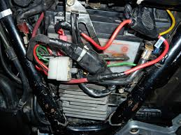 electrical connections vt750 1983 honda shadow forums shadow