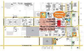 veterinary hospital floor plans pitkin animal sciences parking lot closed march 15 18 source
