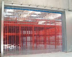 pvc plastic strip curtains cetra security