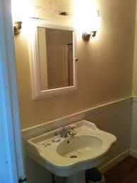 delightful bathroom medicine cabinets surface mount bathroom light
