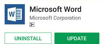 word app for android microsoft word for android review why every writer should