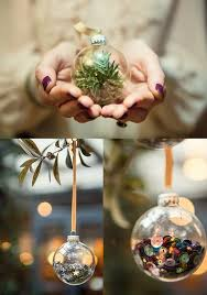 21 best clear bauble ideas images on