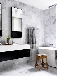 White And Gray Bathroom by Black And White Marble Bathrooms Aloin Info Aloin Info