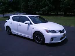 lexus ct200h body kit lexus oem window visors straight from japan