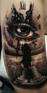 jamie u0027s eye in a time piece chest piece pinterest eye
