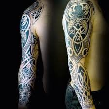 40 celtic tattoos for cool knots and complex