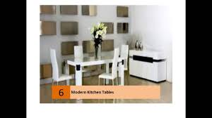 Contemporary Kitchen Tables And Chairs by Modern Kitchen Tables And Chairs For Wonderful Dining Youtube
