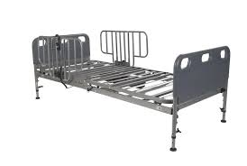 Hospital Bed Rails Drive Medical Hospital Bed Semi Electric Hospital Bed