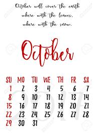 russen sprüche kalender design gitter in der geschrieben stil mit russischen